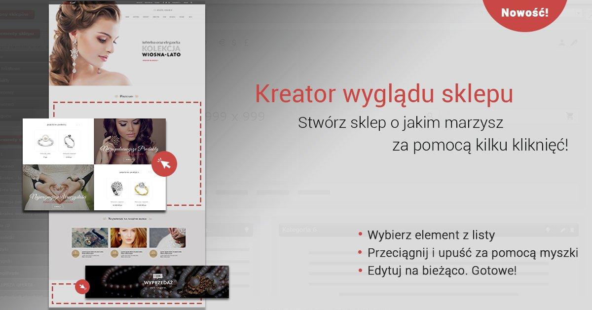 842f186235 ... Kreator wyglądu grafiki - stwórz idealny sklep za pomocą kilku kliknięć!