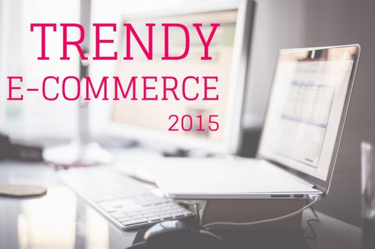 Trendy e-commerce 2015