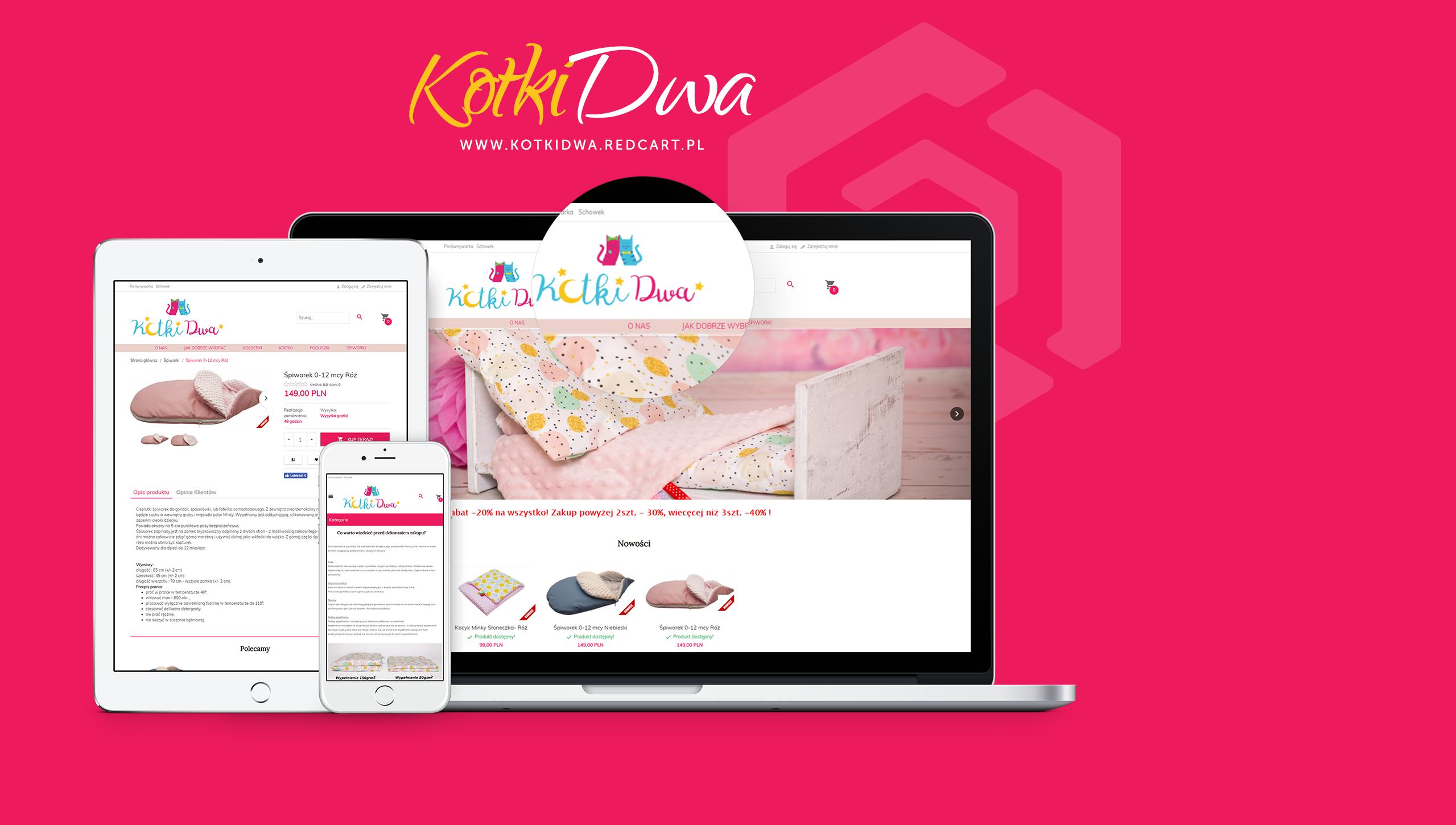 764af6522d dropshipping kotkidwa redcart sklep internetowy dla dzieci