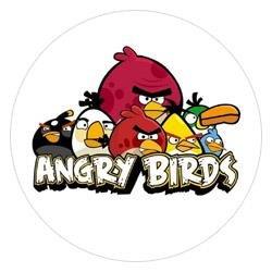 plecaki szkolne angry birds