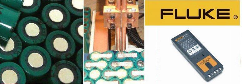 Regeneracja baterii fluke bp7235