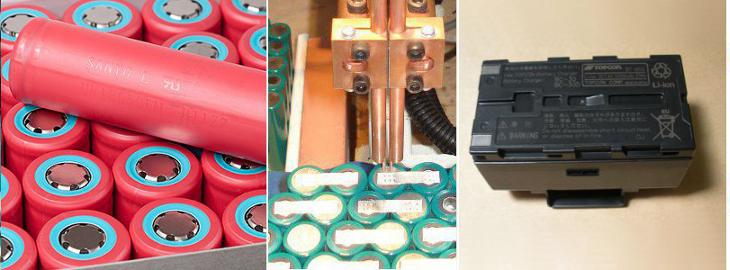 regeneracja akumulatorów Topcon BT-65Q, BT-62Q