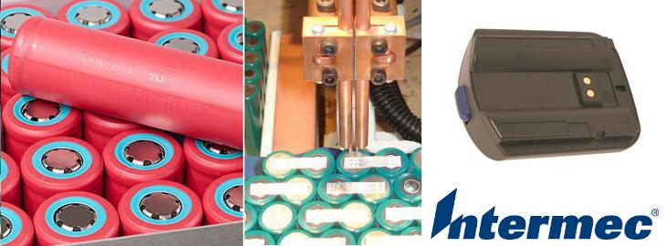 regeneracja akumulatorów do skanerów Intermec CK30, CK30C, CK31, CK31C, CK31EX, CK31G