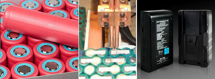 regeneracja baterii Amita BP-L100E, BP-L100R, BP-L130E, BP-L130R, BP-L200E, BP-L200R do kamer przenośnych