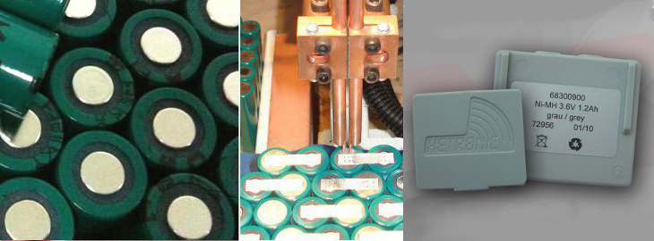 regeneracja baterii Hetronic Mini FBH300, Komatsu remote control transmitters