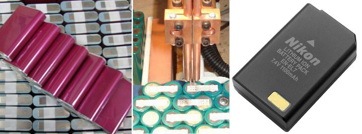 regeneracja baterii nikon en-el7