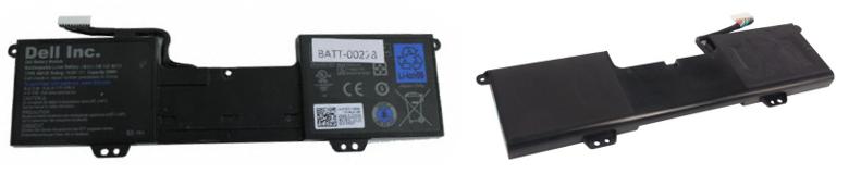 bateria DELL 9YXN1, TR2F1, WW12P