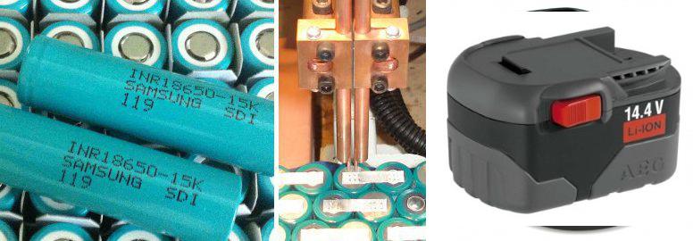 regeneracja baterii AEG L1430, L1430R