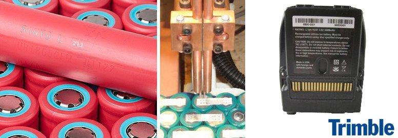 regeneracja baterii TRIMBLE M890-0001-S, TDS ST1-Z1001, SPECTRA 67401-02