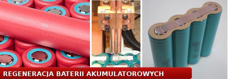 regeneracja baterii akumulatorowych