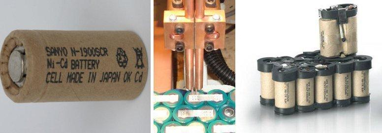 regeneracja akumulatorów Ni-Cd