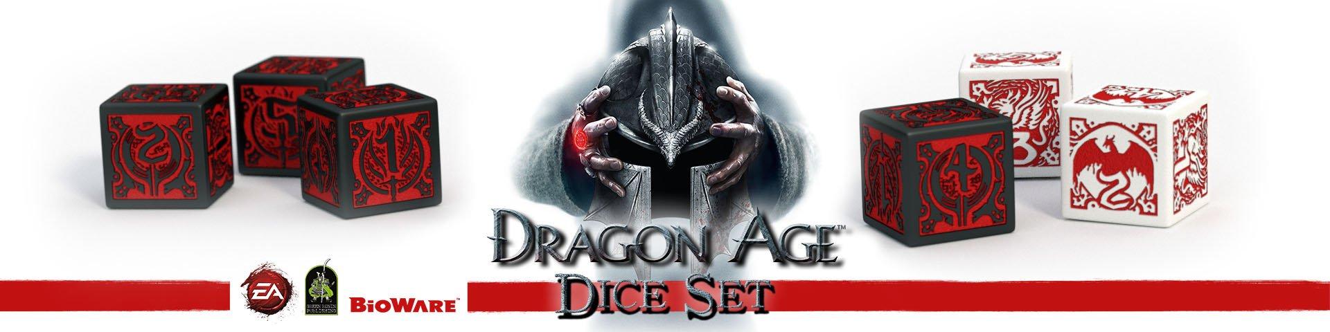 Dragon Age Dice