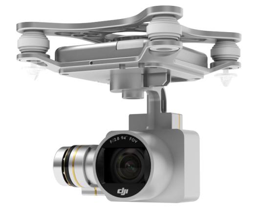 Dji Phantom 3 Standard Kamera