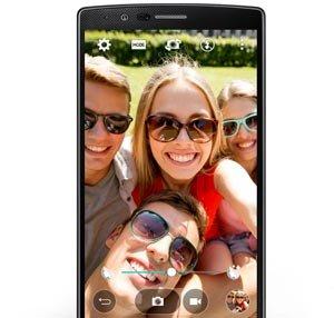 kamera do selfie, autoportrety