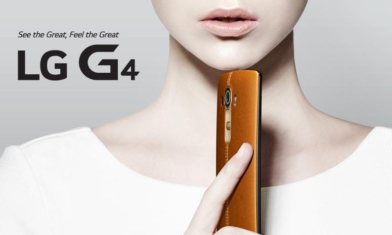 smartfon LG G4