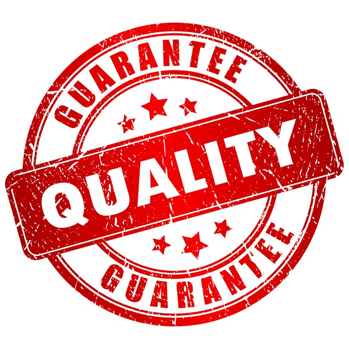 quality quaranted