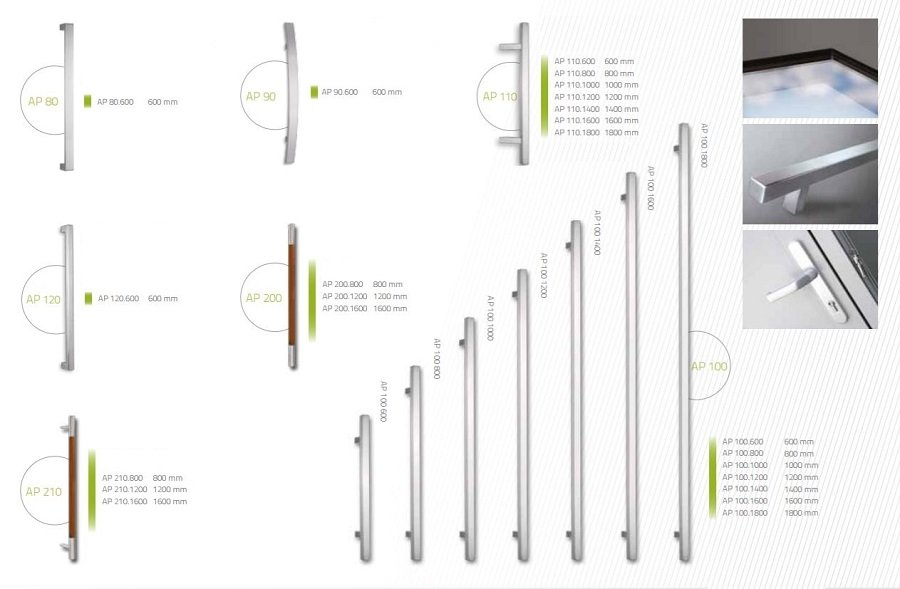 eingangst r aussent r aluprof mb86 modell ap14 alu t r aluminium nach ma ebay. Black Bedroom Furniture Sets. Home Design Ideas