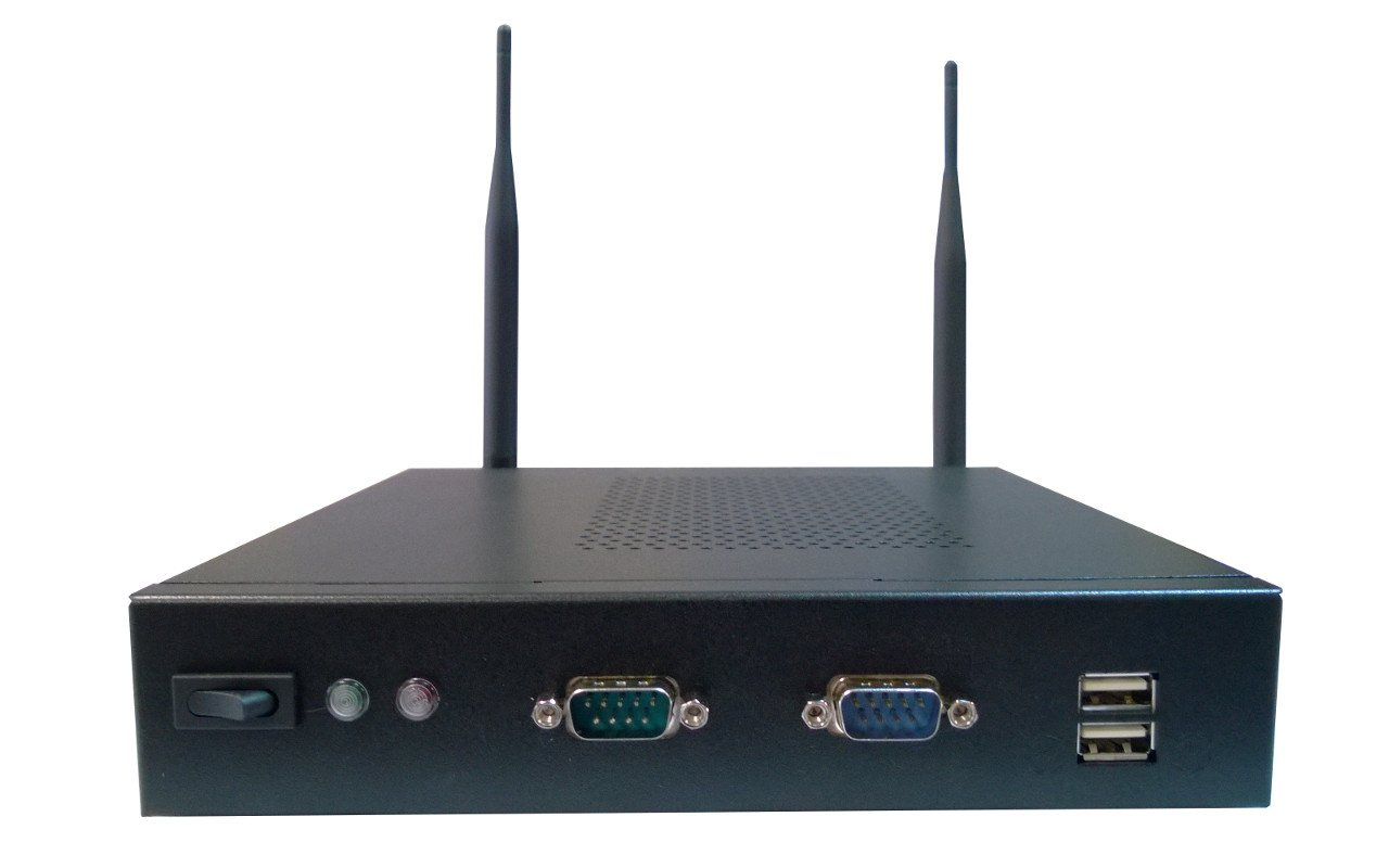 µForce THIN Terminal IPC