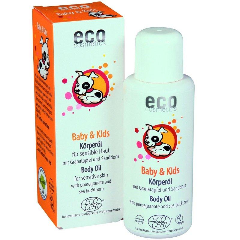 olejek do ciała dla dzieci