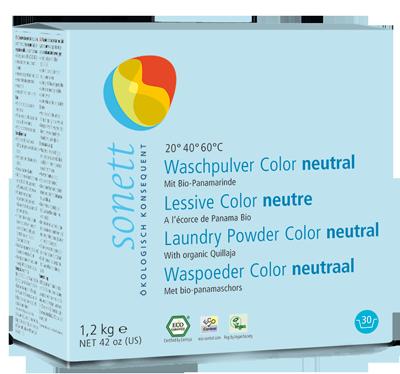 proszek do prania kolor sensitiv