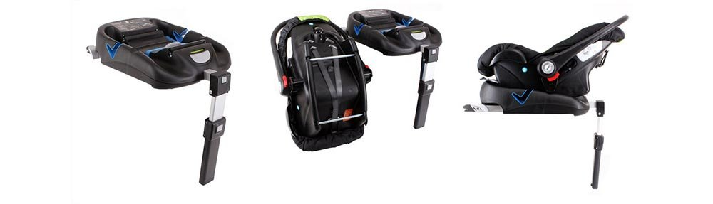 Babyschale isofix station