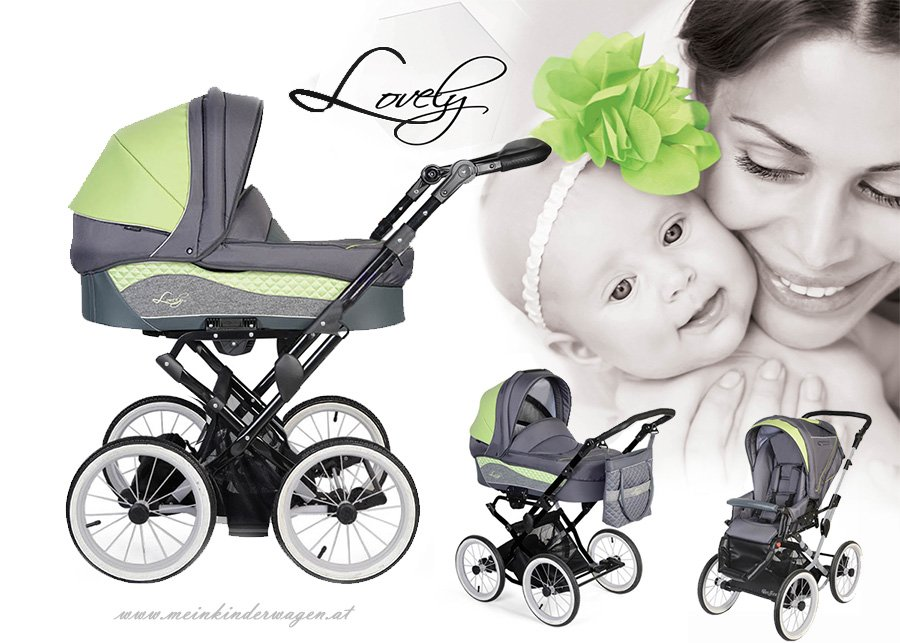 Classico Lovely 3 in 1