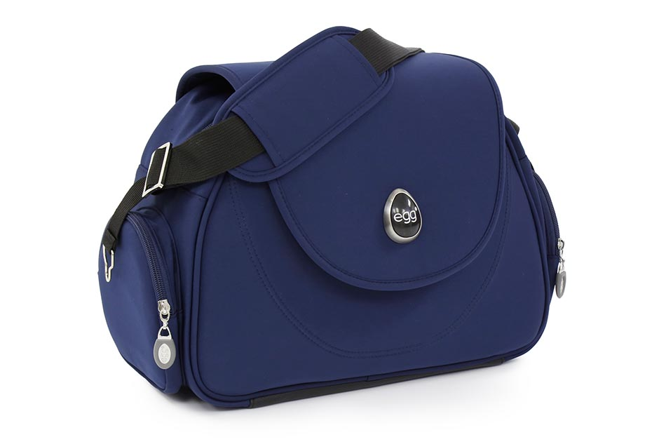 Wickeltasche Regal Navy by Egg Stroller