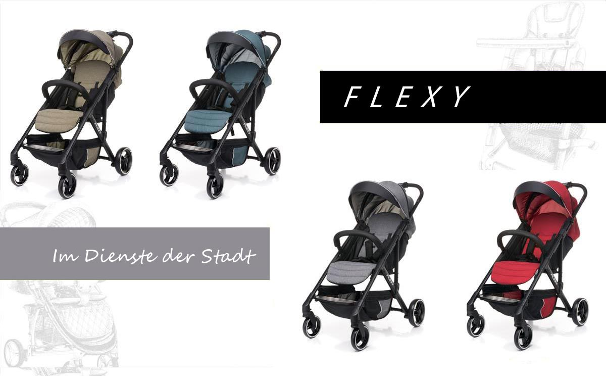 Flexy Buggy 4Baby