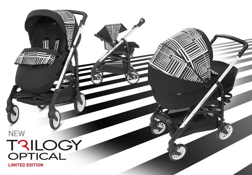 Kinderwagen Inglesina Trilogy Optical