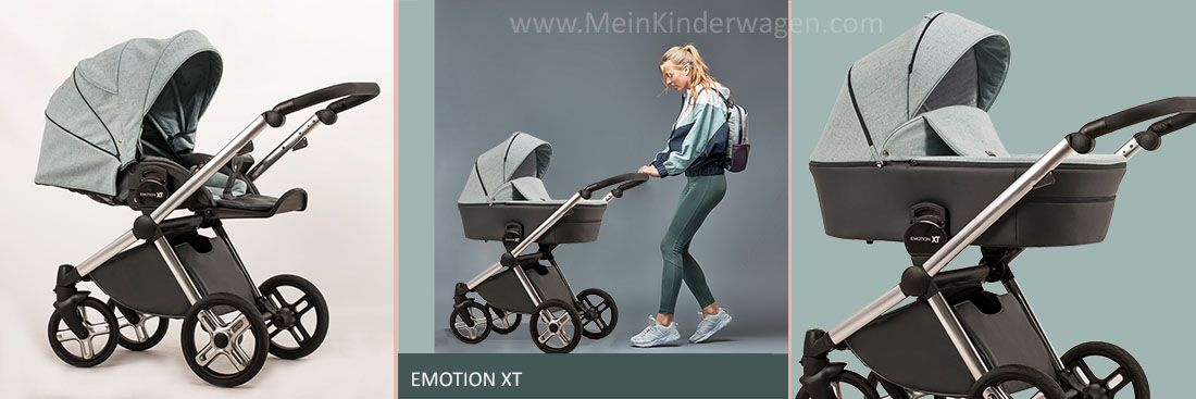 Emotion XT Kinderwagen