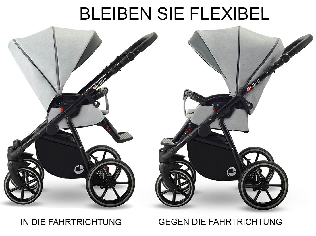 Fahrtrichtung Buggy
