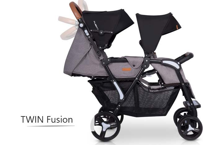 Twin FUSION Zwillingsbuggy