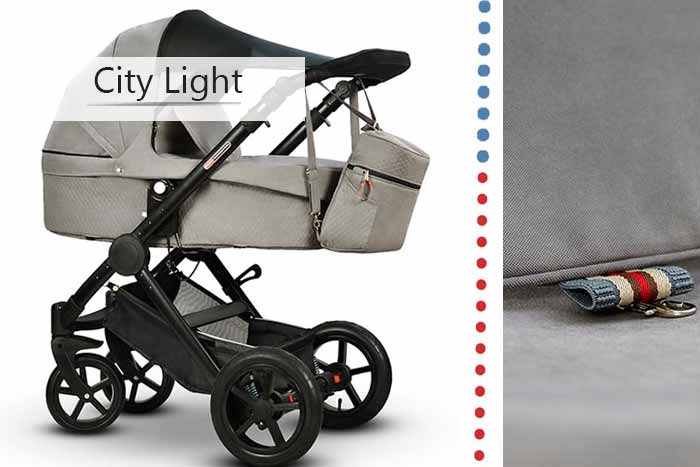 City Light Kinderwagen
