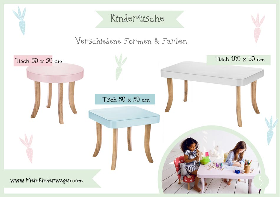 Somebunny Kindermöbel Kollektion