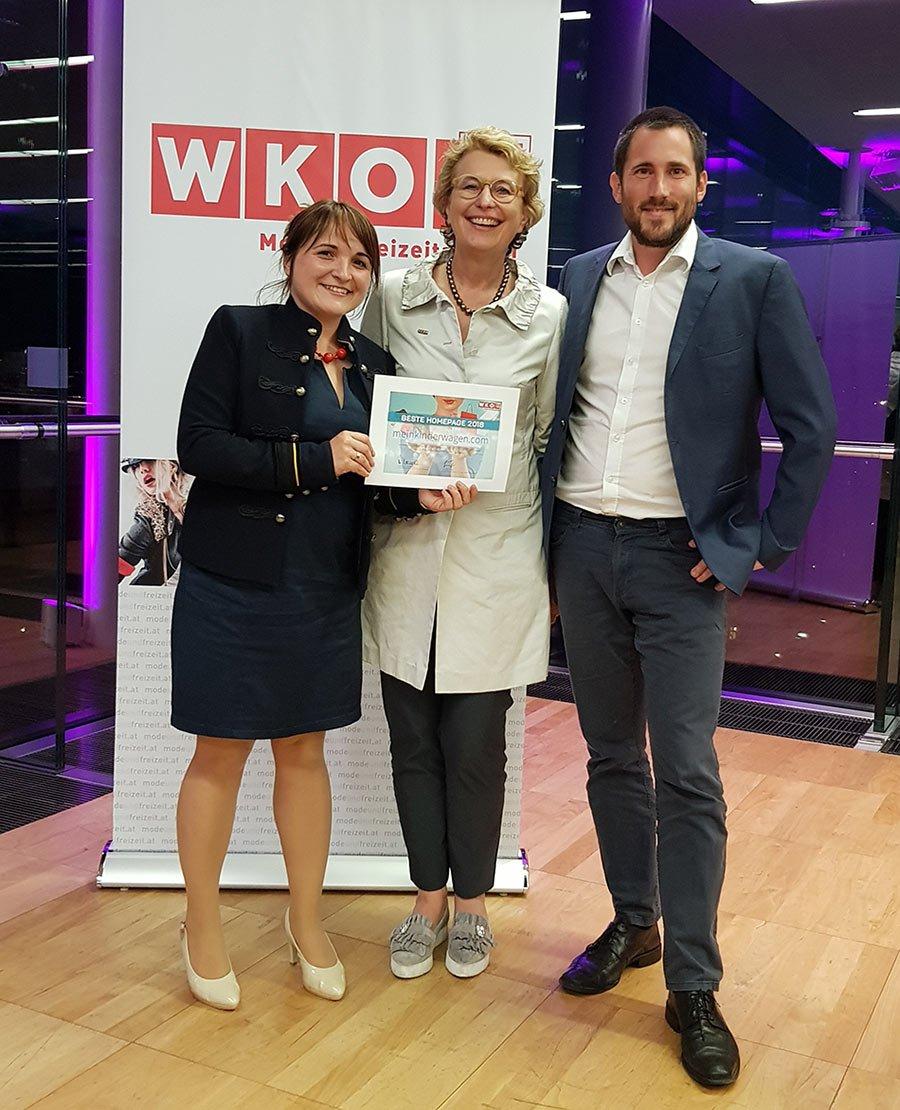 WKO Auszeichnung