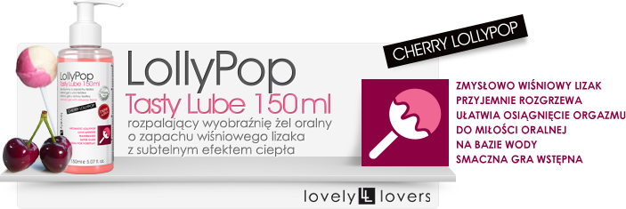 lovely lovers lovelylovers lollypop tasty lube