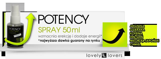 potency spray lovely lovers działanie