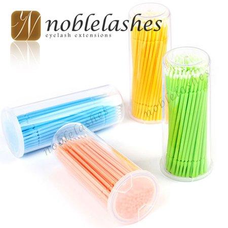 Aplikatory bezwłókienkowe Noble Lashes
