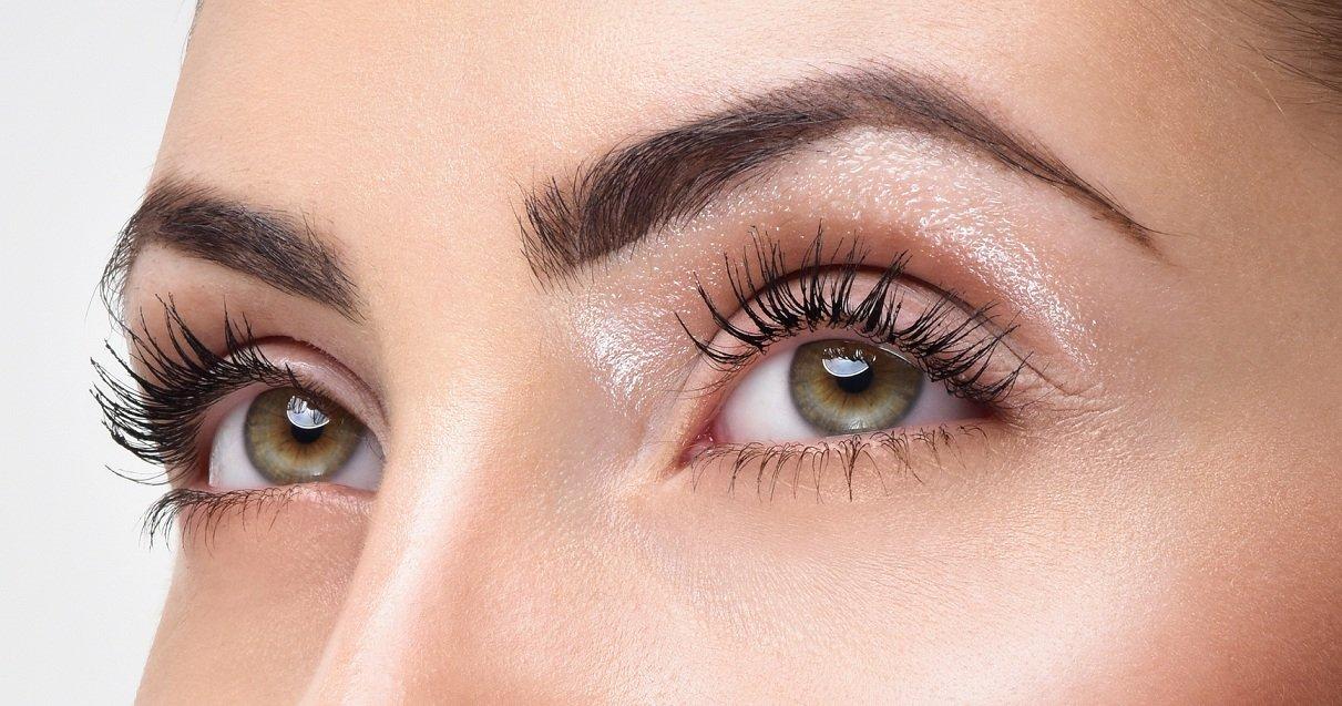 witte oogschaduw
