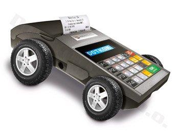 Kasa fiskalna wymiana opon, mechanik samochodowy