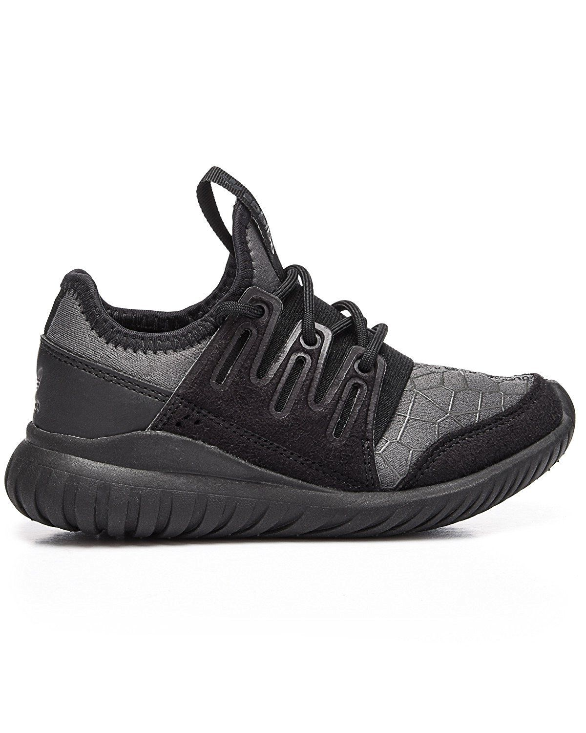 Details about Adidas Originals New Junior Boys Infant Kids Tubular Radial Trainers