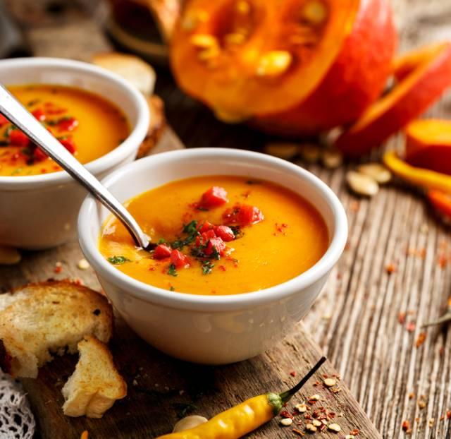 rozgrzewająca dieta na jesień