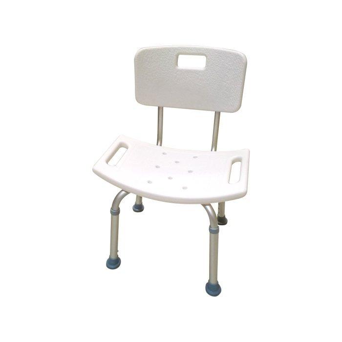 krzesło toaletowe z oparciem