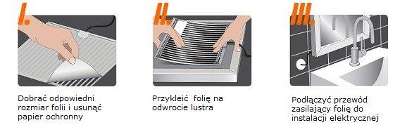Maty Grzewcze I Folie Grzewcze Pod Lustro
