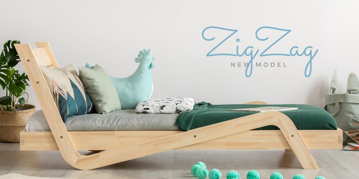 Adeko Stolarnia Drewniane łóżka Dziecięce