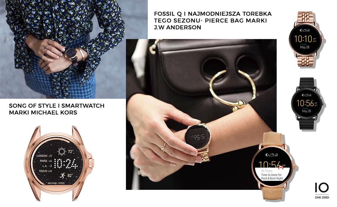 Zegarkowe trendy 2017 - Smartwatche