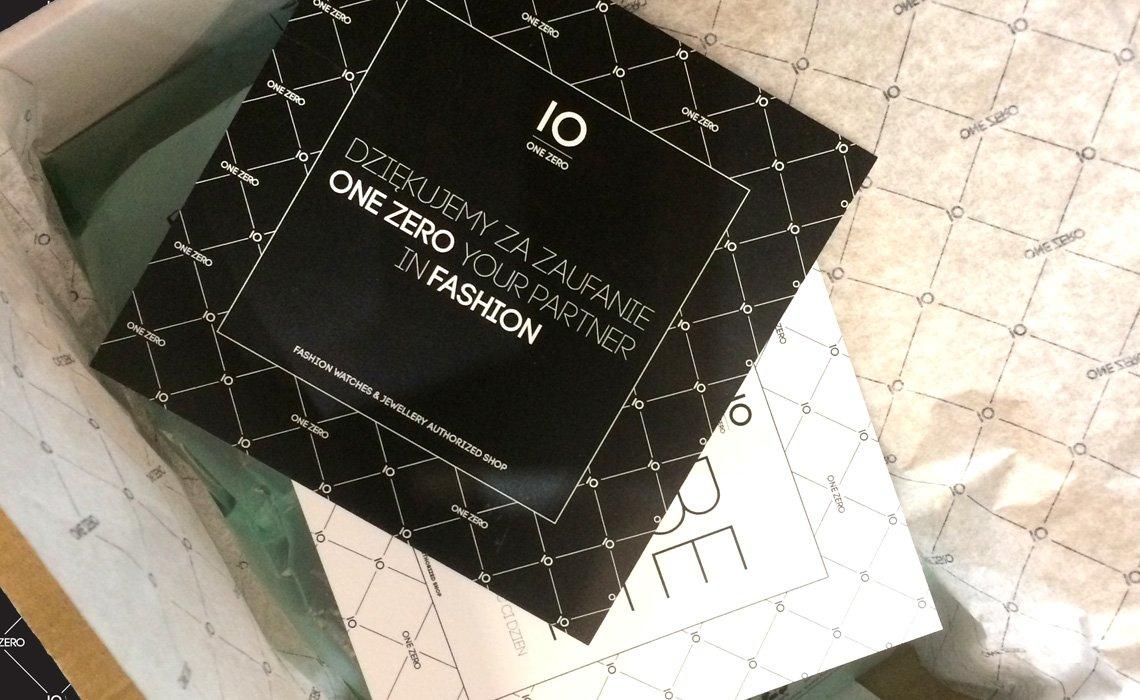 Sztuka pakowania w One Zero
