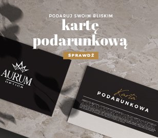 Karty podarunkowe Aurum-Optics