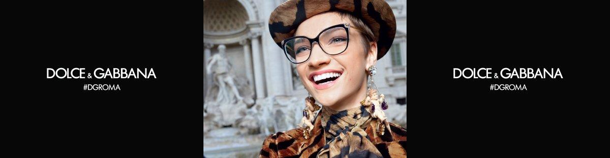 fb42256ba994 Okulary Dolce Gabbana - Damskie korekcyjne - Aurum-Optics.pl