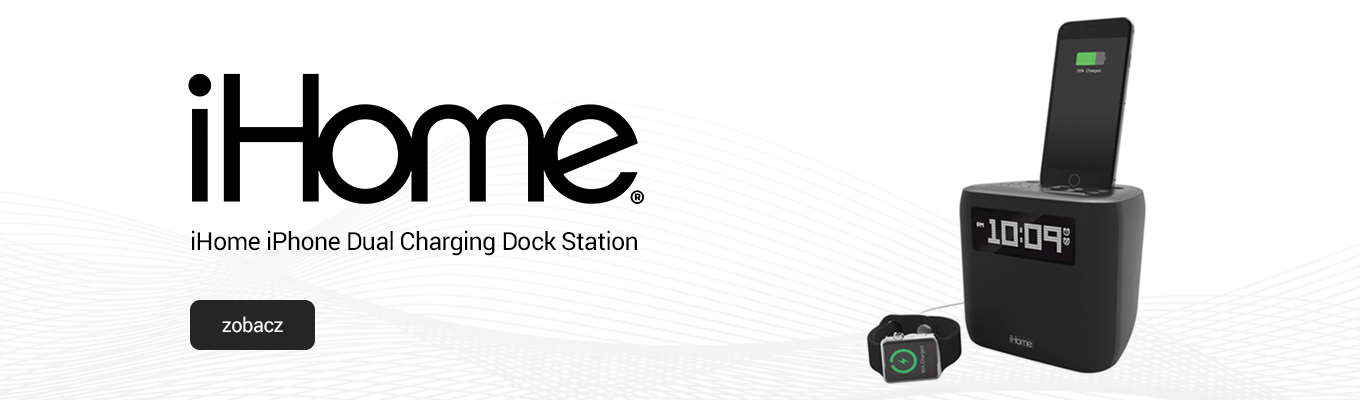 iHome Docking Station iPhone